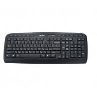 Клавиатура Perfeo Postscriptum беспроводная черная (PF-5213)