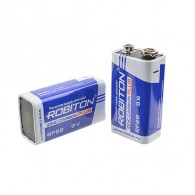 Батарейка Robiton 6F22 sh 1/10