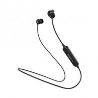 Гарнитура Bluetooth Borofone BE32 Sports (вакуумные наушники) (126922) черная