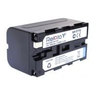 Аккумулятор в/к. Relato NP-F770 (4400mAh 7,2v) Li-ion для Sony
