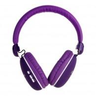 Гарнитура Bluetooth Eltronic 4454 полноразмерная фиол