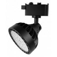 Трековый прожектор Jazzway PTR 1125 25w 4000K IP40 черный