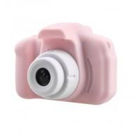 Детская фотокамера ЕТ004 розовая