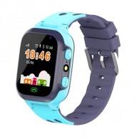 Smart-часы детские с GPS трекером E07 (синие)