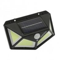 Светильник Smartbuy настенный на солн. батарее с датч.движ 10Вт COB (SBF-22-MS