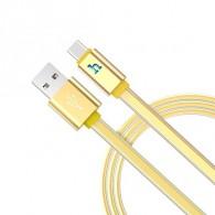 Кабель USB- Type-C Hoco UPL12 1,2м (3А) силикон