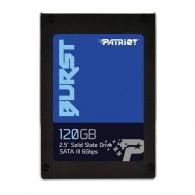 Внутренний диск SSD Patriot 120Gb 2.5'', SATA-III (PBE120GS25SSDR)