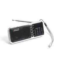 Радиоприемник Сигнал РП-226 (FM, USB,microSD, акб 1100мА\ч)