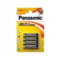 Батарейка Panasonic LR03 Alkaline BL 4/48
