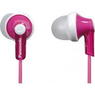 Наушники Panasonic RP-HJE 118GUP вакуумные розовые