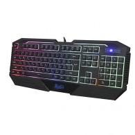 Клавиатура SmartBuy 304 USB игровая черн с подсвет. (SBK-304GU-K)