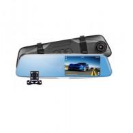 Видеорегистратор L1031 (зеркало,2 камеры,120\90°,microSD до 32Gb)