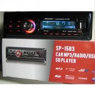 Автомагнитола 1 дин 1583 (SD, USB)