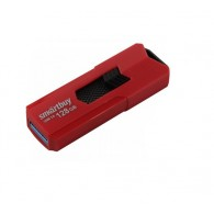 Флэш-диск SmartBuy128GB USB 3.0 Stream красный