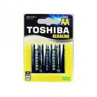 Батарейка Toshiba LR6 BL 4/48/192