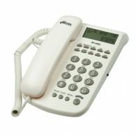 Телефон проводной Ritmix RT-440 белый