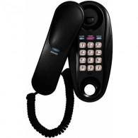 Телефон проводной Supra STL-112 черный
