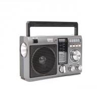 Радиоприемник Сигнал РП-231 (FM, USB,SD, 220V,2*R20, подсветка)