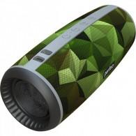 Мини-колонка Perfeo Camu (Bluetooth\USB\MicroSD\12Вт\2600mAh) хаки