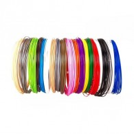 Комплект ABS-пластика для 3D ручки, 20 цветов по 5 метров