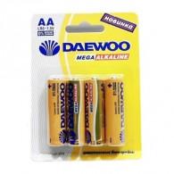 Батарейка Daewoo LR6 BL 4/40/960