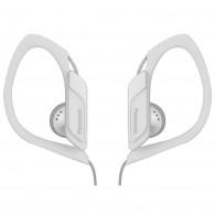 Наушники Panasonic RP-HS34E -W Sport вакуумные белые