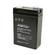 Аккумулятор для прожекторов Robiton (6V 2,8Ah)