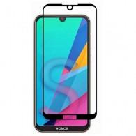 Защитное стекло 2,5D для Huawei Honor 8S чер(100858)