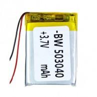 Аккумулятор li-pol 3.7V 600 mAh (50*30*40) литий-полимер