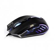 Мышь SmartBuy SBM-712G-K игровая черная