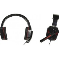 Наушники Defender HN- G260 игровые с микрофоном, кабель 1,8м (64121)