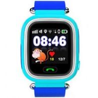 Smart-часы Q90 Hello детские с GPS трекером голубые