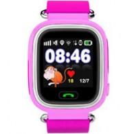 Smart-часы Q90 Hello детские с GPS трекером розовые