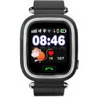 Smart-часы Q90 Hello детские с GPS трекером черные