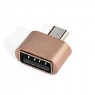 Адаптер OTG USB(гнездо) - microUSB Eltronic 3328