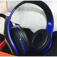 Наушники-плеер JBL-S990 синие (Fm, microSD,Bluetooth)