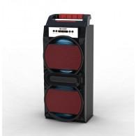 Колонка портативная MS-353BT (Bluetooth/USB /SD/FM) крас