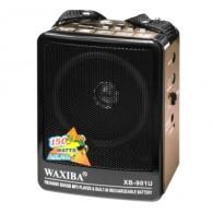 Радиоприемник XB-901 (USB/SD/FM) корич. Waxiba