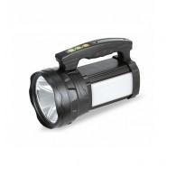 Фонарь SmartBuy аккумуляторный прожектор 10W+3W (SBF-503-K)
