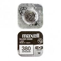 Батарейка Maxell SR 936 W (380) BL 1/10