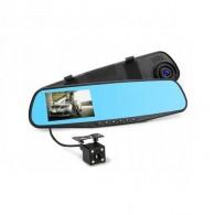 Видеорегистратор L8000 (зеркало,1280х720HD,120°,SD до 32Gb)