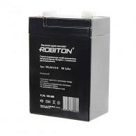 Аккумулятор для прожекторов Robiton (6V 3,5Ah) Security