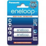 Аккумулятор Panasonic Eneloop R03 750 Ni-Mh BL 2/20