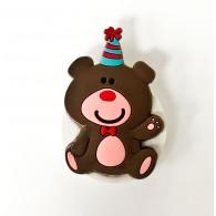 Держатель для телефона на палец PS3 (медвежонок)