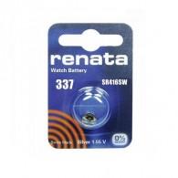 Батарейка Renata SR 416 SW (337) BL 1/10