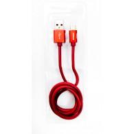 Кабель USB- Type-C APPACS U182 (5v, 2.4A) 1м