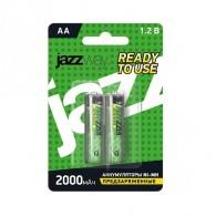 Аккумулятор Jazzway R6 2000 Ni-Mh BL 2/20 предзаряженные