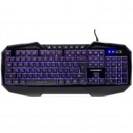 Клавиатура Crown CMKG-401 игровая с подсветкой