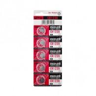Батарейка Maxell CR1220 BL 5/100