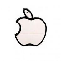 Флэш-диск 8Gb Usb2.0 Эмблема Apple белая